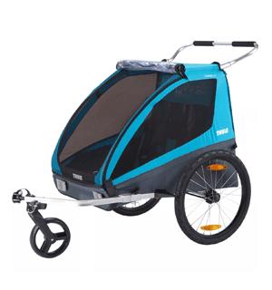 Thule Coaster XT Bike Trailer+
