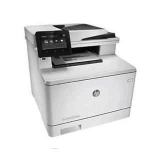 HP Color Laserjet Pro M477FWD
