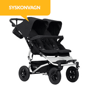 Mountain Buggy Duet Dubbel V 3.0