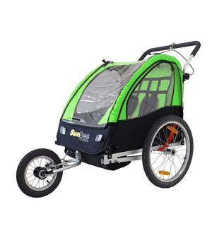 SunBee Cruiser Stroller