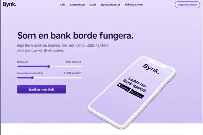 Bynk Screenshot